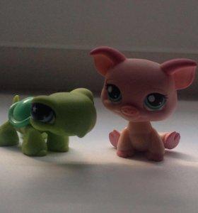 LPS • Littlest Pet Shop • фигурки