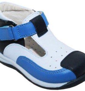 Туфли ясельные(новые)