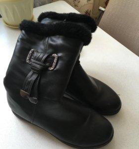 Сапоги , ботинки зима