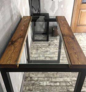 Изготавливаем мебель лофт/loft