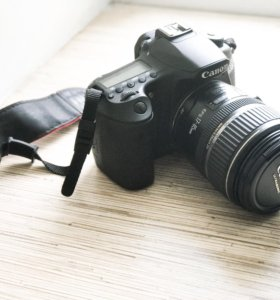 Canon 60D EFS 17-85mm