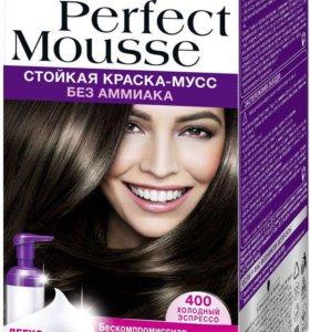 Краска- мусс для волос