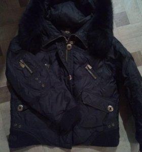 Пуховик зимний (куртка)
