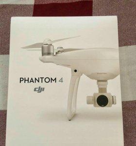 Квадрокоптер Phantom 4 DJI
