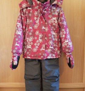 Зимний костюм фирменный