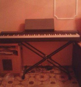 Цифровое пианино Casio-100