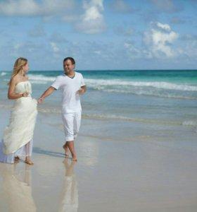Платье свадебное на миниатюрную невесту