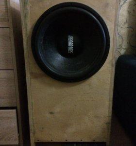 Sundown audio sa 15v2 kicx 1.1000 helix x-max