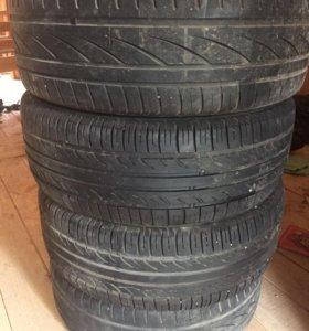 Шины с дисками Рено