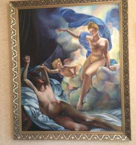 """Копия картины """"Морфей и Ирида"""""""