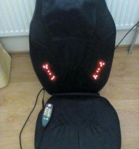 Кресло накидка массажная