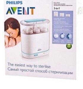 Продам электрический стерилизатор Philips Avent