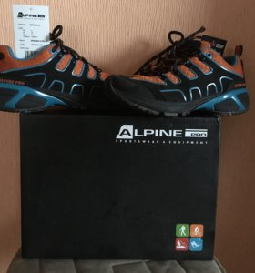 Кроссовки Alpine pro