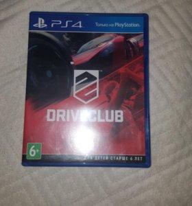 Игра DRIVE CLUB