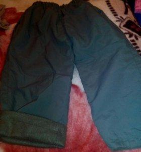 Оссенние штаны