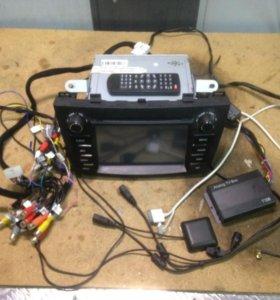 Аудио система INTRO CHR4633MZ3 Mazda Mazda3 (BL 20