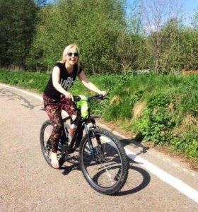 Велосипед cube aim 26