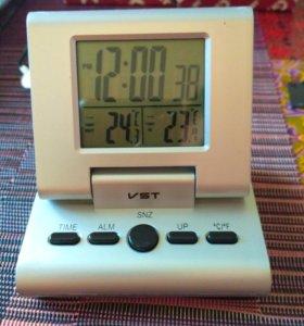Часы (температура,говорящие,дата), будильники