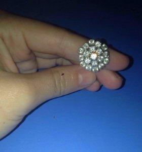 Кольцо 925 пр, серебро