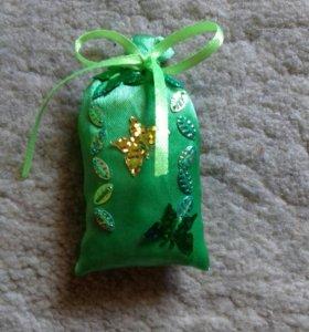 Ароматическое саше-мешочки с запахам