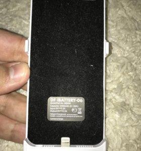 Чехол-аккумулятор на iPhone 5s