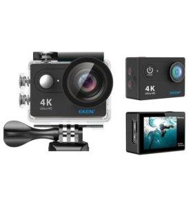 Action camera Eken H9 4K экшен камеры Экен