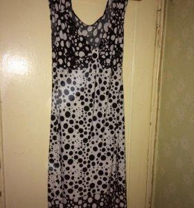 Женское платье(лето)