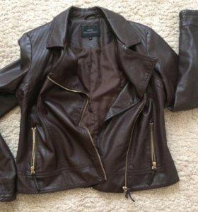 Кожаная куртка Ostin M-L
