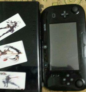 Nintendo wii u 32GB+2игры диск+4игры цифра