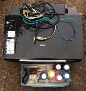 Принтер/Сканер/Копир Epson Stylus CX7300