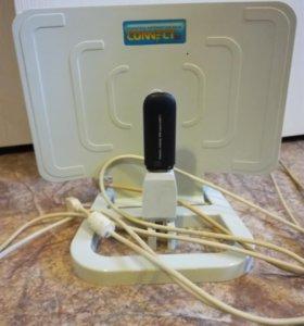 Усилитель сигнала для USB модемов