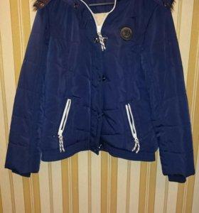Женская зимняя куртка р XL