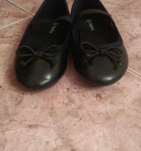 Туфли, балетки28 размер