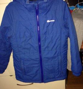 Куртка зима - осень на мальчика 152 рост