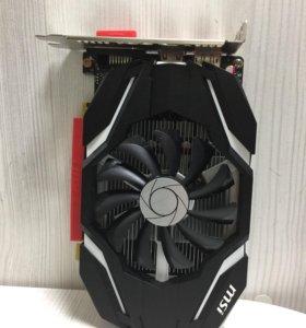Видеокарта GeForce GTX 1050 2G oc