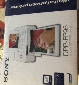 Цифровой фотопринтер Sony dpp-fp95