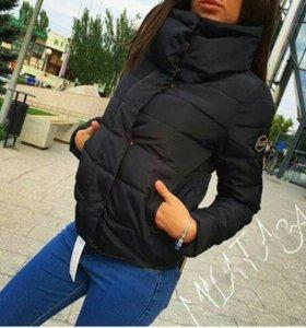 Демисезонная куртка женская новая