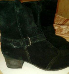 Hogl ботинки зима натур. 41-42 размер