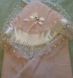Конверт-одеяло для выписки
