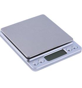 Точные электронные весы с большой платф 500 х 0.01
