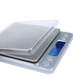 Точные весы электронные с большой платф 2000 х 0.1