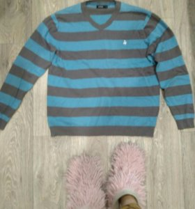 Пуловер(кофта мужская)