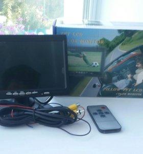 Экран для автомобиля