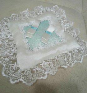 Для колец свадьба