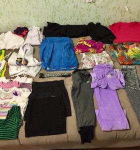 Одежда для девочек от 5 до 12 лет