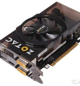 Zotac GeForce GTS 450 (128-bit) gddr5 1024 Мб