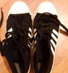 Обувь мужская. Кеды 40 размер