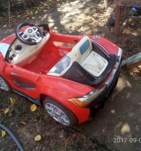 Электро-автомобиль