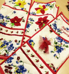 Кармашки для детской одежды
