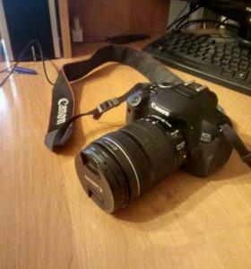 Canon EOS 650d 18-135